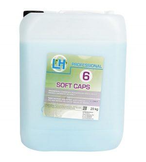 Soft Caps 6 ammorbidente - Koncentrovani parfimisani omekšivač za veš