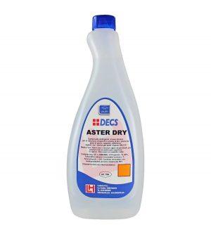 Aster Dry - Hidroalkoholno sanitarno sredstvo sa kvaternernim amonijumovim solima za čišćenje svih vodootpornih površina