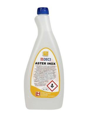 Aster Inox - Sredstvo za čišćenje i poliranje površina, opreme i mašina od nerdjajućeg čelika