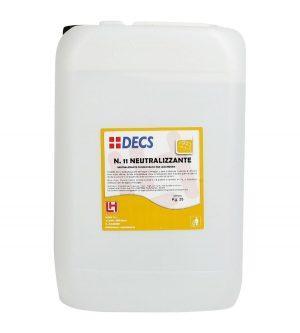 DLI 11 Neutralizzante -prilagodjavanje pH vrednosti vode u završnoj fazi pranja veša