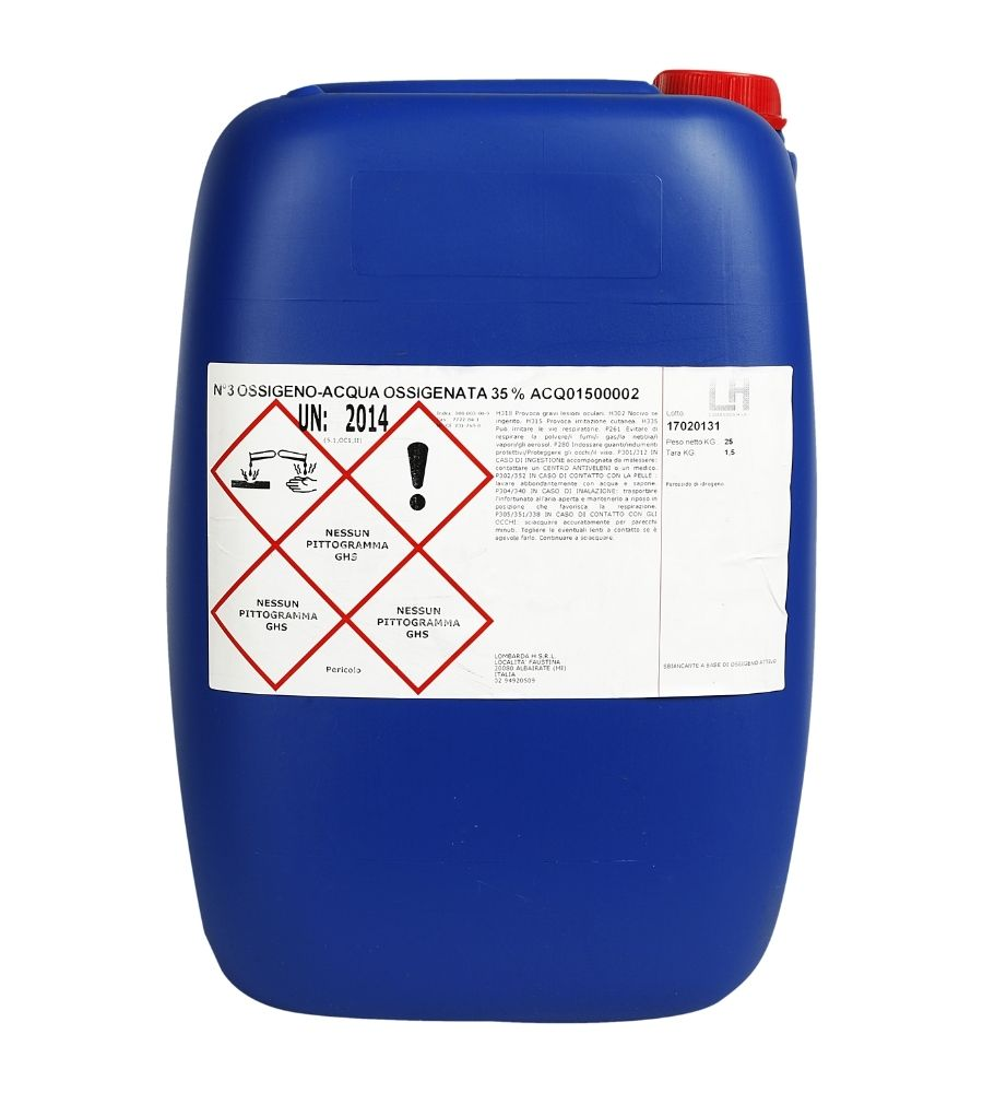 DLI 3 Ossigeno - Izbeljivač veša na bazi kiseonika za profesionalnu upotrebu u mašinama za pranje veša sa dozatorima