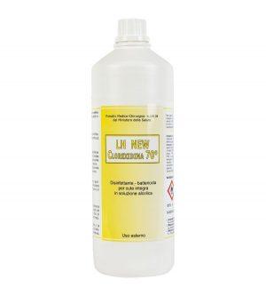 LH Clorexidina 70 - alkoholni rastvor za higijensku dezinfekciju ruku i dezinfekciju kože