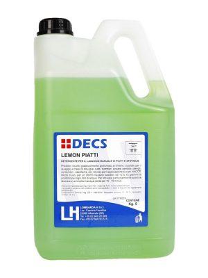 LH Lemon Piatti - Mirisni tečni deterdžent za ručno pranje posudja i čaša