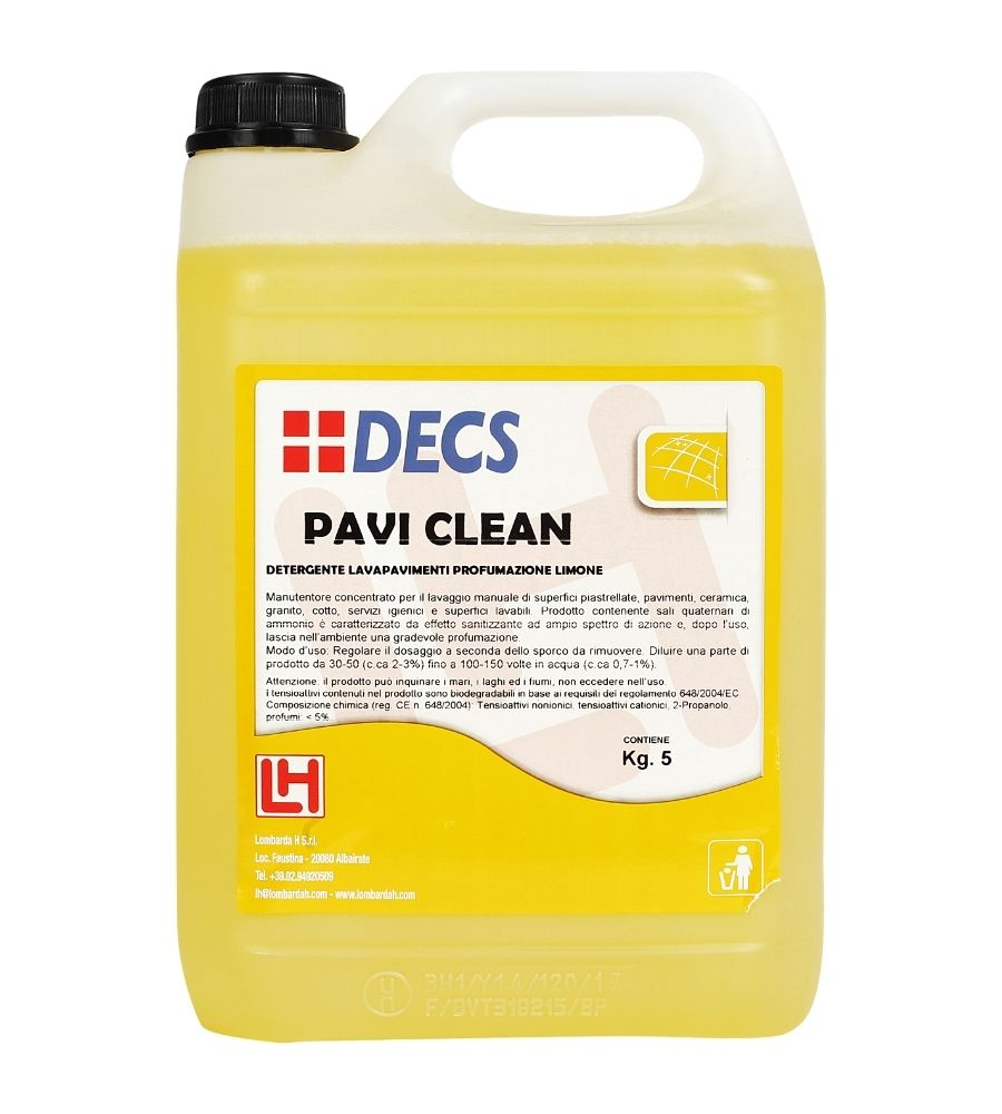 LH Pavi Clean - Mirisno koncentrovano sredstvo za pranje i čišćenje podova