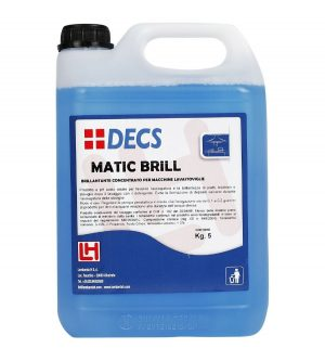 Matic Brill - sredstvo za postizanje blistavog sjaja posudja i čaša - za upotrebu u mašinama za pranje posudja