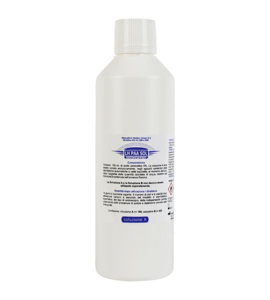 PAA SOL Concentrato - sredstvo za sterilizaciju i dezinfekciju medicinske opreme na bazi persirćetne kiseline