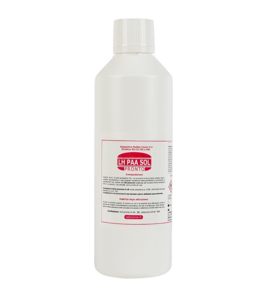 PAA SOL Pronto - sredstvo za sterilizaciju i dezinfekciju medicinske opreme na bazi persićertne kiseline