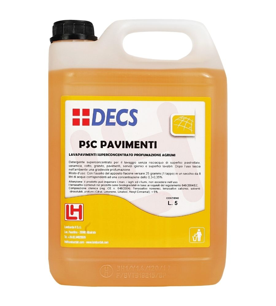 PSC Pavimenti - Superkoncentrovano sredstvo za pranje i čišćenje podova i svih vodootpornih površina