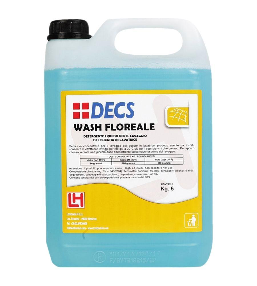 Wash Floreale - parfimisani tečni deterdžent za veš