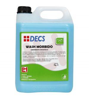 Wash Morbido - Superkoncetrovani mirisni omekšivač za ručno i mašinsko ispiranje veša