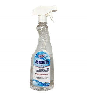 Asepsol D1 (1%) u spreju - dezinfekcija i higijena površina
