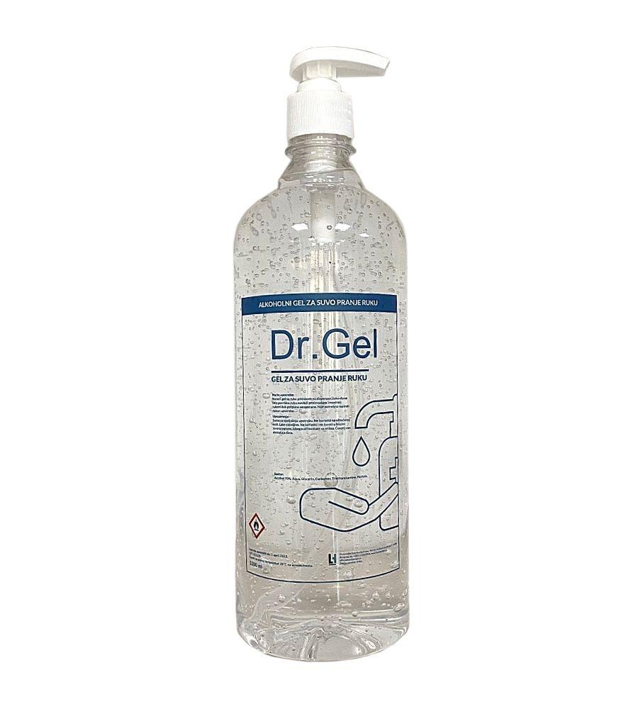 Dr. Gel - gel za dezinfekciju i higijenu ruku