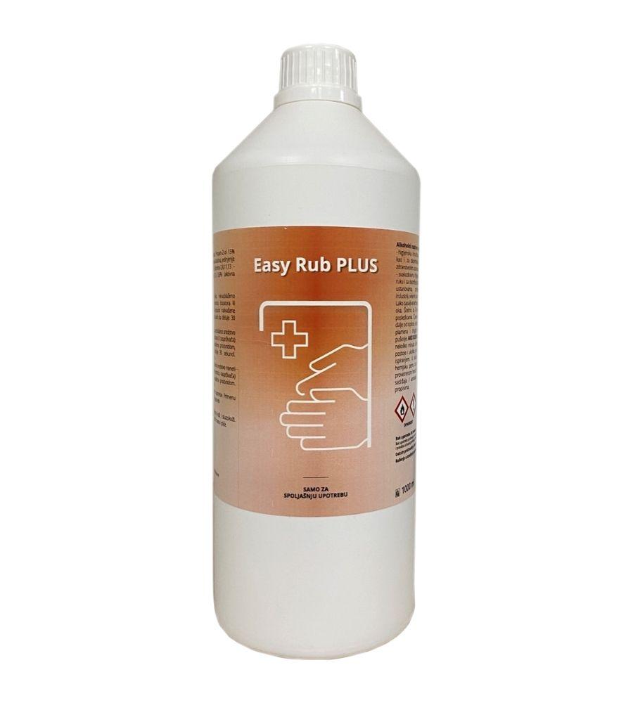Easy Rub Plus - Alkoholni rastvor za dezinfekciju ruku i kože