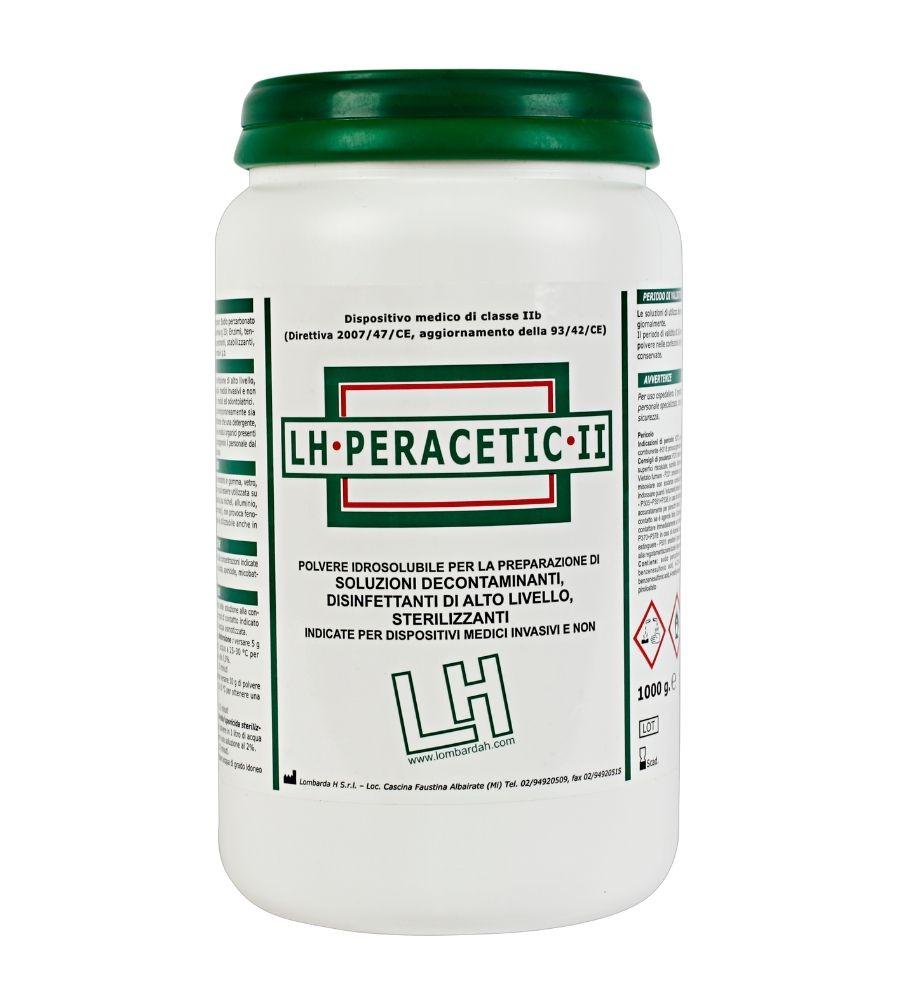 LH Peracetic II - sredstvo na bazi persićetne kiseline za dezinfekciju medicinske opreme